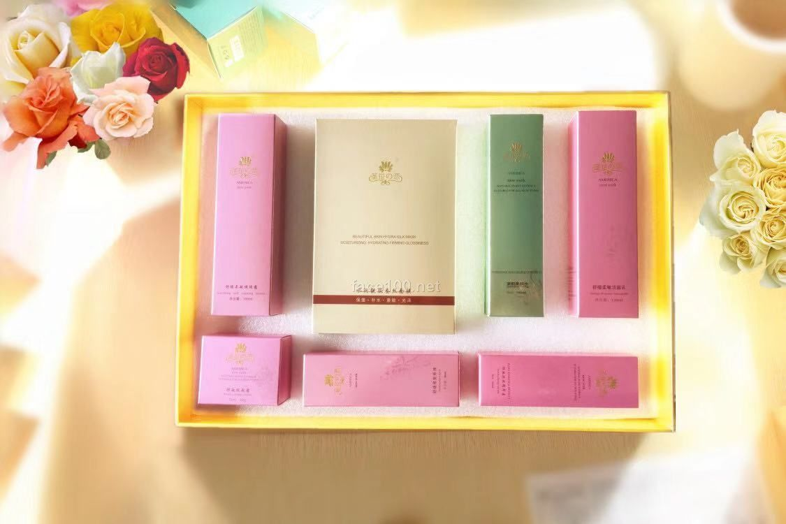 圣花の恋院线产品一折供货护肤品